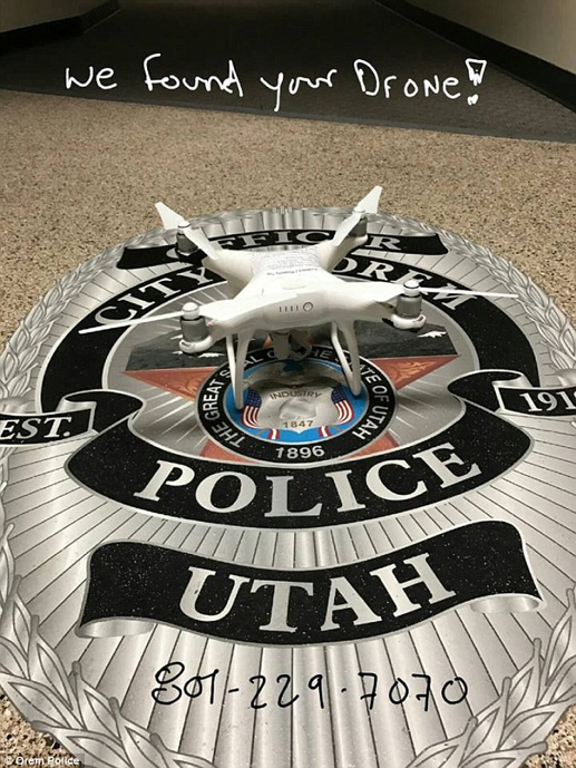 Image Source: City of Orem Police Department