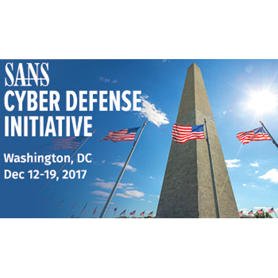 SANS Cyber Defense Initiative 2017 — ITSPmagazine