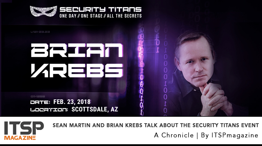Sean martin and Brian Krebs talk about the Security Titans event .jpg