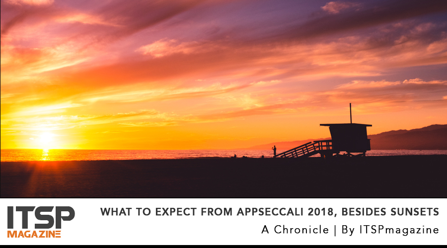 What To Expect FROM AppSecCali 2018 , besides Sunsets .jpg