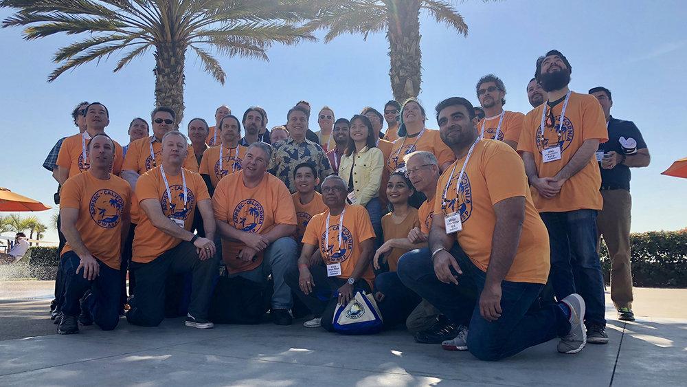 The AppSec Cali Team