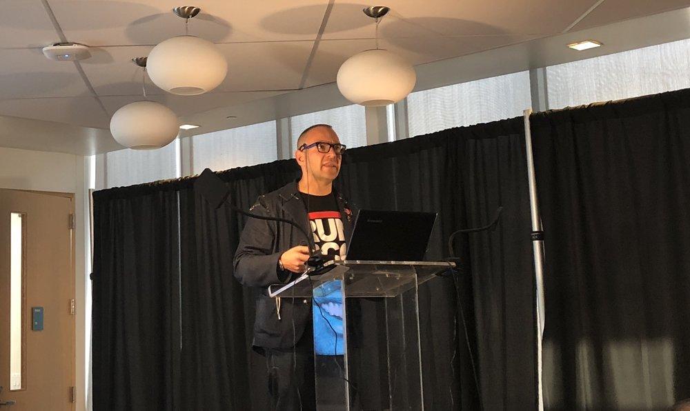 Keynote Speaker Cory Doctorow