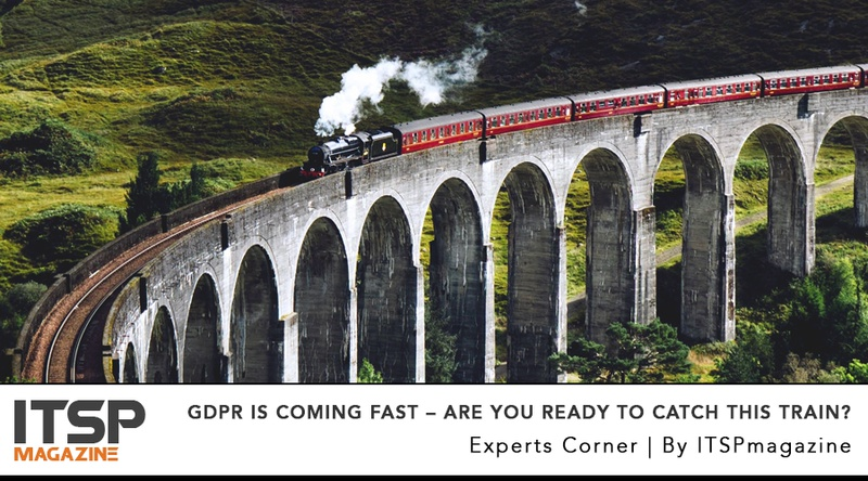 GDPR is coming fast – Are You ready to catch this train?.jpeg