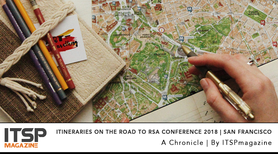 TheItineraries On The Road To RSA Conference 2018 | San Francisco.jpg