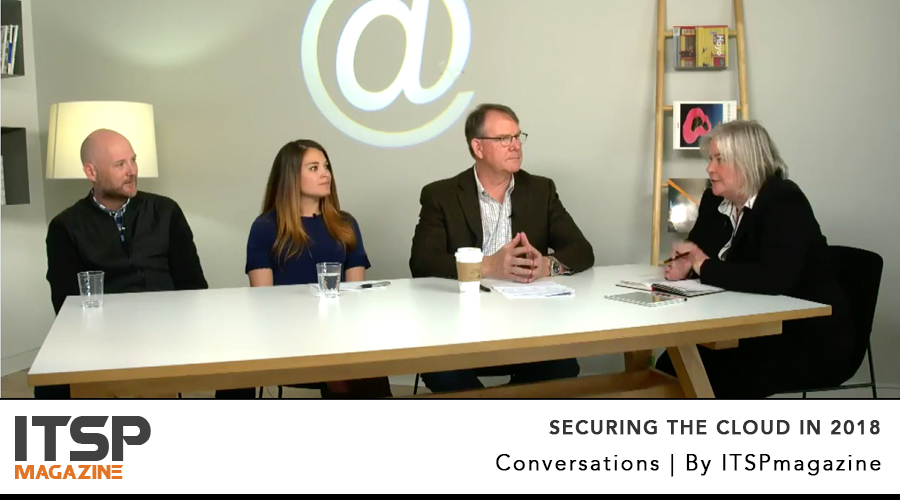 Securing The Cloud In 2018 | A Live Panel From RSA Conference 2018 In San Francisco    Recorded Live Apr 16 | 1:00 pm PST | United States  [Now available on demand]   MODERATOR  Sian John, Chief Security Advisor, Microsoft   EXPERTS  Lisa Green, Director of People Relations, Independent Security Evaluators Mark Weatherford, Chief Cybersecurity Strategist, vArmour Dan Hubbard, Chief Security Architect, Lacework  (ISC)² members can earn 1 CPE credit    Watch it or listen to the podcast  →