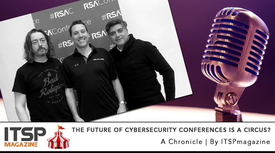 RSAC 2018 | The future of infosec is a Circus. A conversation with Bryson Bort.jpg