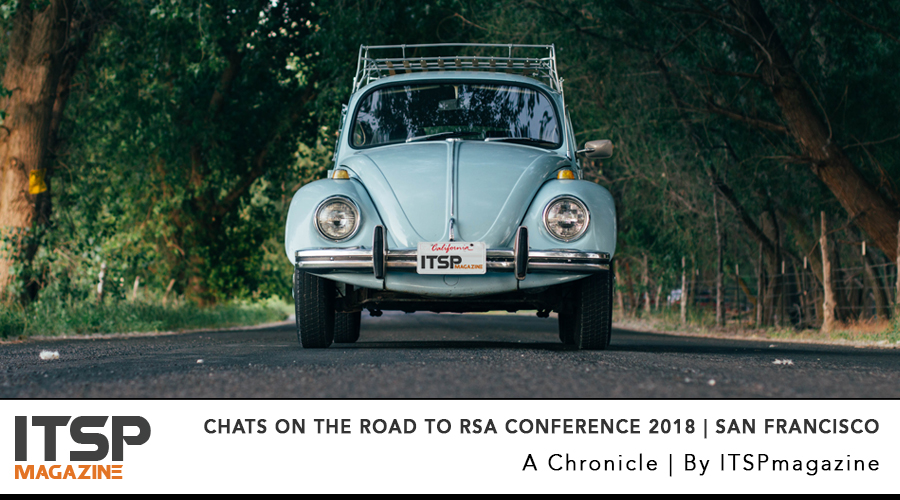 Chats On The Road to RSA Conference 2018 | San Francisco.jpg