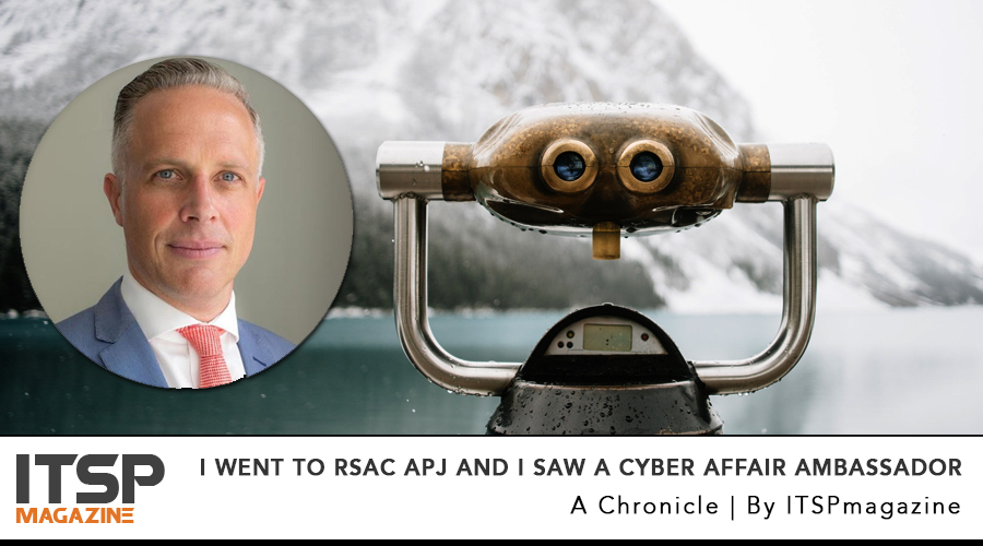 I went to RSAC APJ and I saw a Cyber Affair Ambassador.jpg