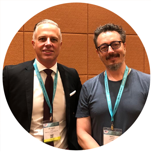 Tobias Feakin and Marco Ciappelli.jpg