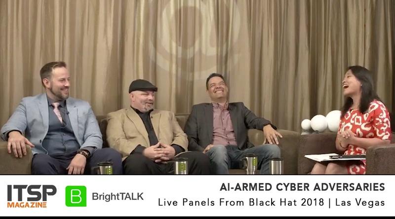 AI-Armed Cyber Adversaries: Cyber Crime & Defense in 2018     Moderator:  Chenxi Wang (Rain Capital)  Panelists  Justin Fier (Darktrace) | Paul Smith (Nozomi) | Chris Morales (Vectra)