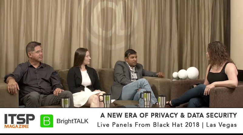 A New Era of Privacy & Data Security     Moderator : Debra J. Farber (BigID)  Panelists:  Rishi Bhargava (Demisto) | Rick Moy (Acalvio Technologies) | Amber Welch (Schellman & Co.)