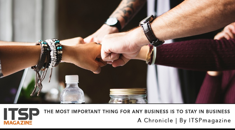The Most Important Thing For Any Business Is To Stay In Business.jpeg