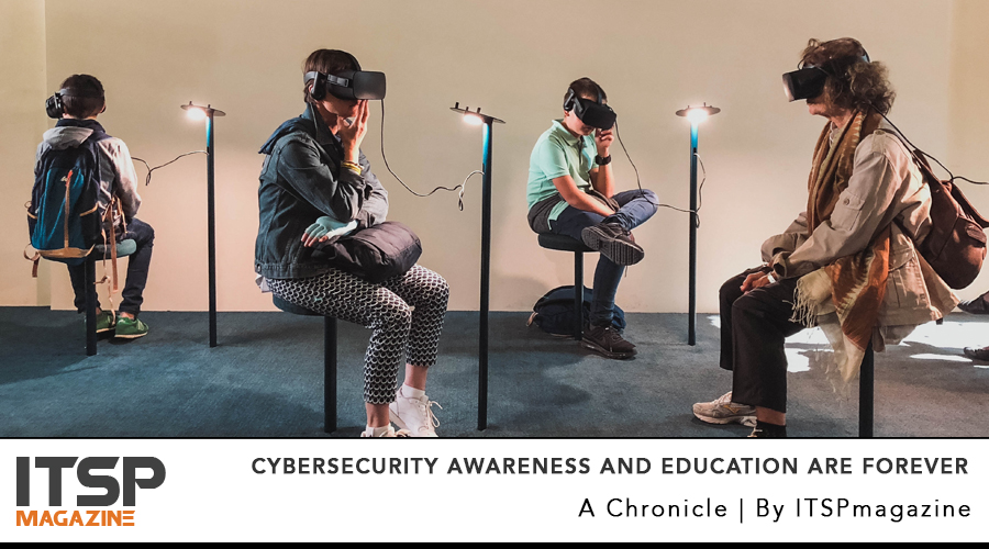 Cybersecurity awareness and education are forever.jpg