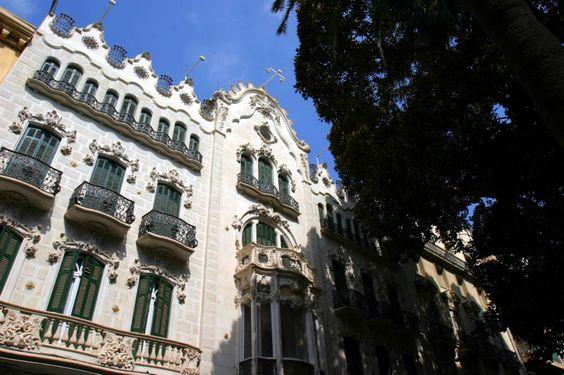 cartagena modernista y ecléctica - un itinerario para descubrirla