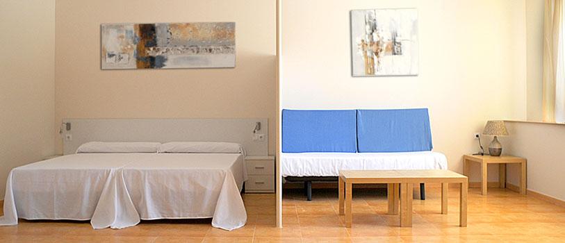 Apartamentos turísticos mediterráneos -