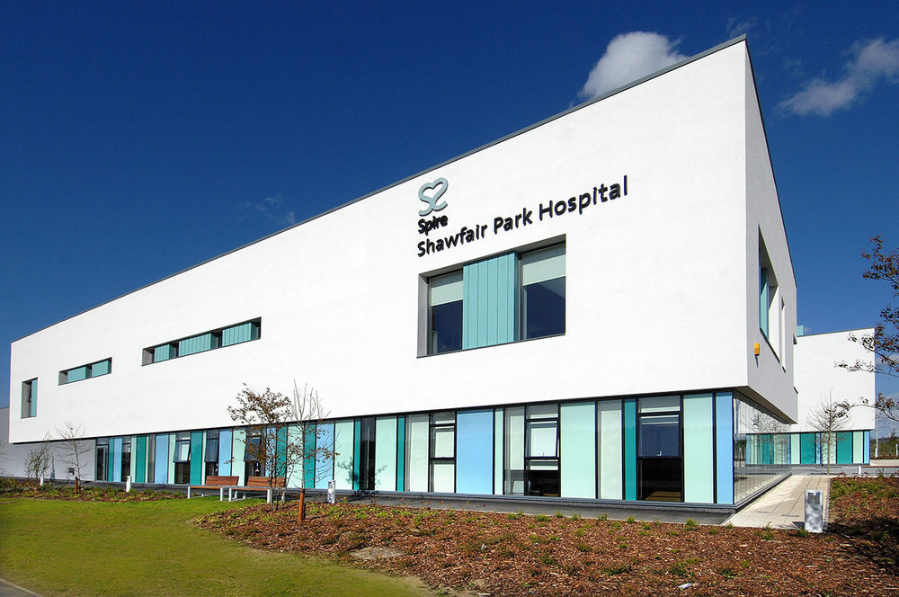 Maintenance and repair of Spire Healthcare's UK hospitals