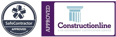 PPM are approved by SafeContractor and Constructionline