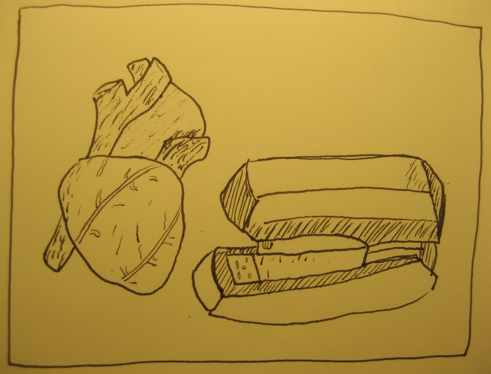 The Heart and The Stapler