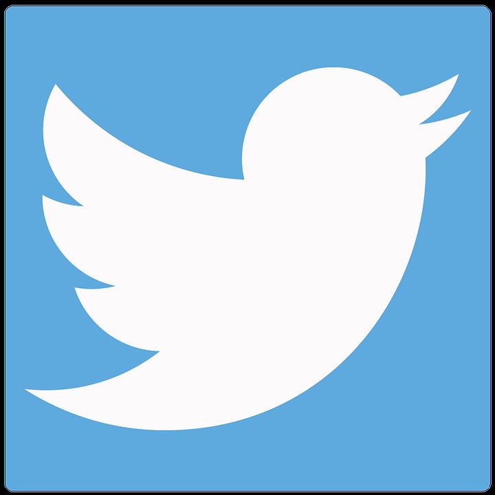 Twitter logo. Links to Community Living Twitter.
