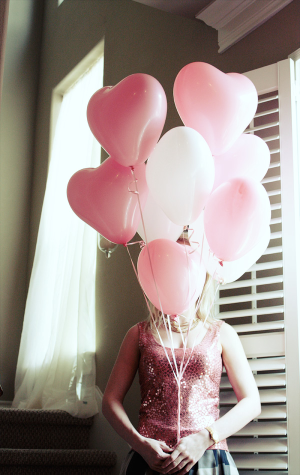 Balloons & Sequins