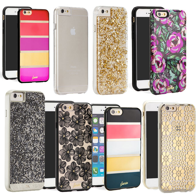 best new iphone 6 cases glittery sparkly fashionista