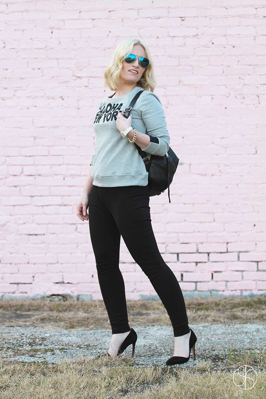 Out of the Woods - style blogger Pretty Shiny Sparkly http://prettyshinysparkly.com