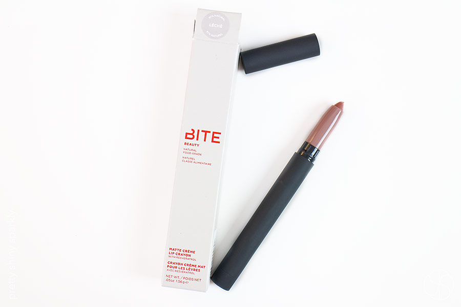 Bite Beauty Matte Lip Crayon Léché