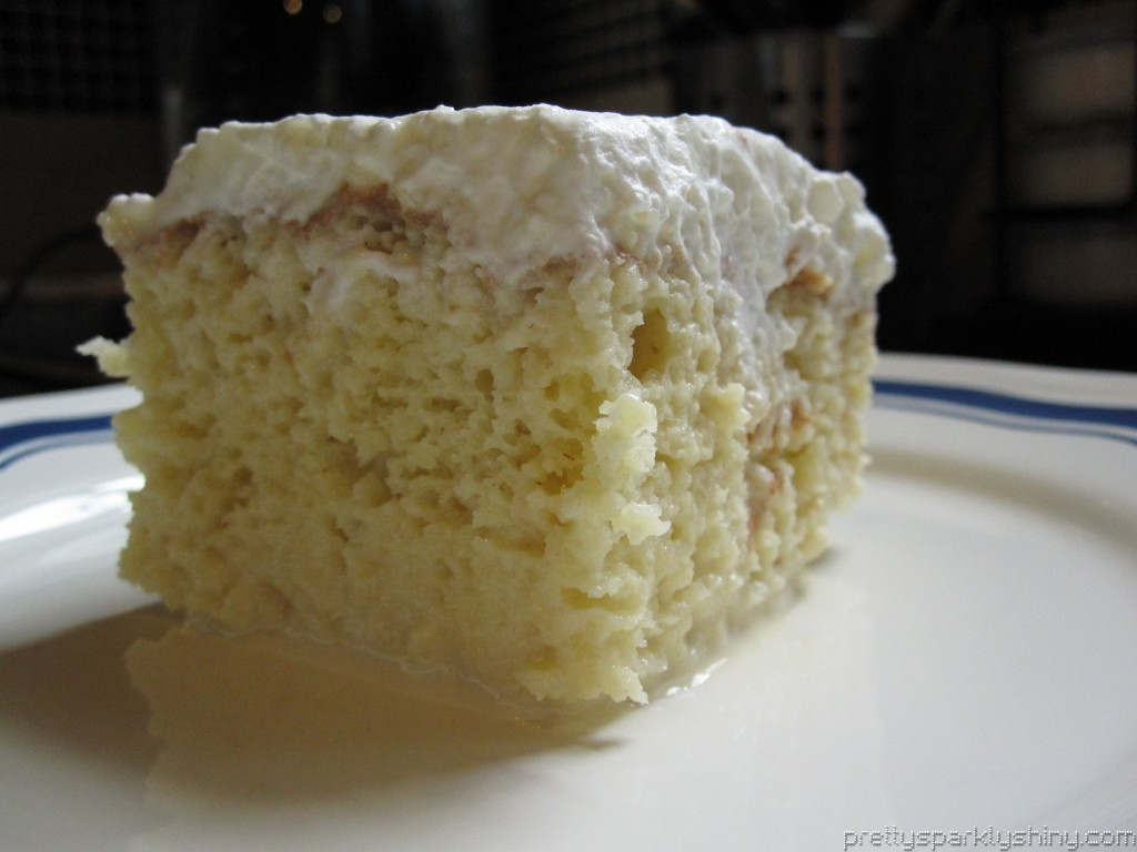 Easy Tres Leches