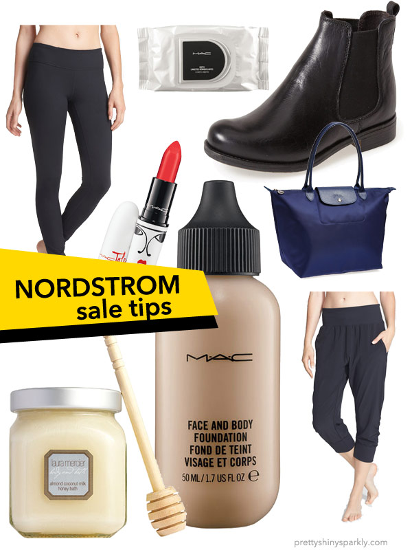 Nordstrom Anniversary Sale Shop List