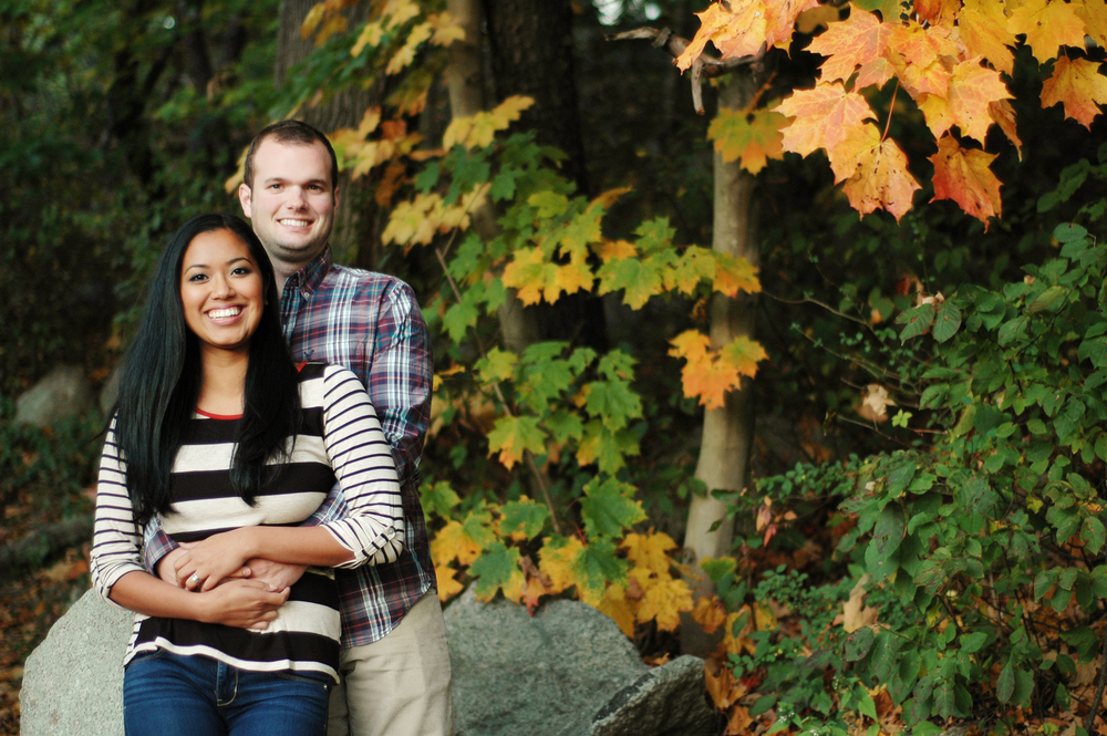 Fall-engagement-photographer-northshore-ma