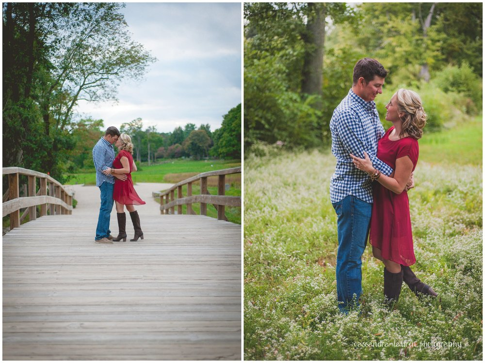 Massachusetts engagement portrait photographer
