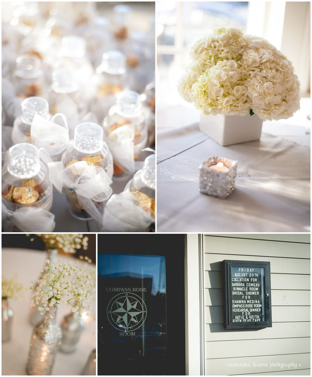 Gloucester House Bridal Shower Photographer