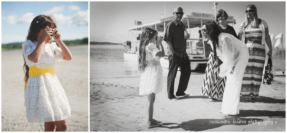 Beach Wedding Photographer Gloucester MA