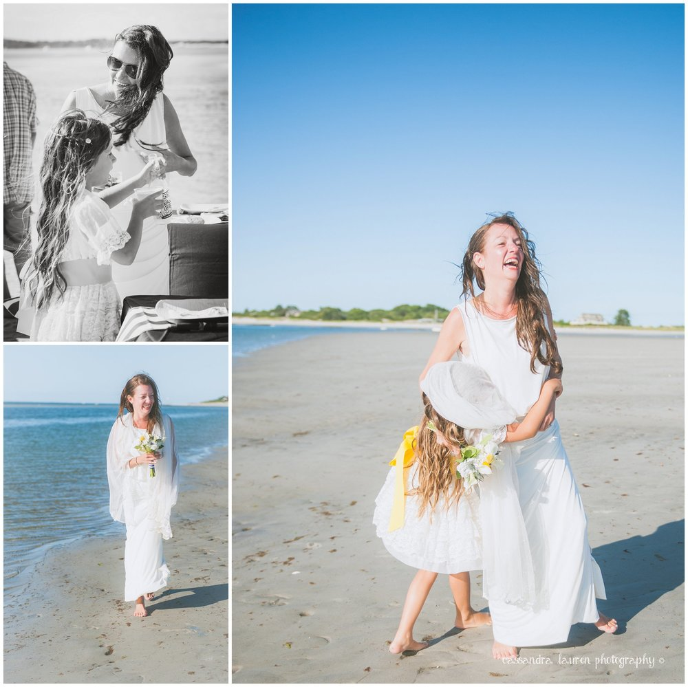 Beach Bride Essex MA Wedding Photographer