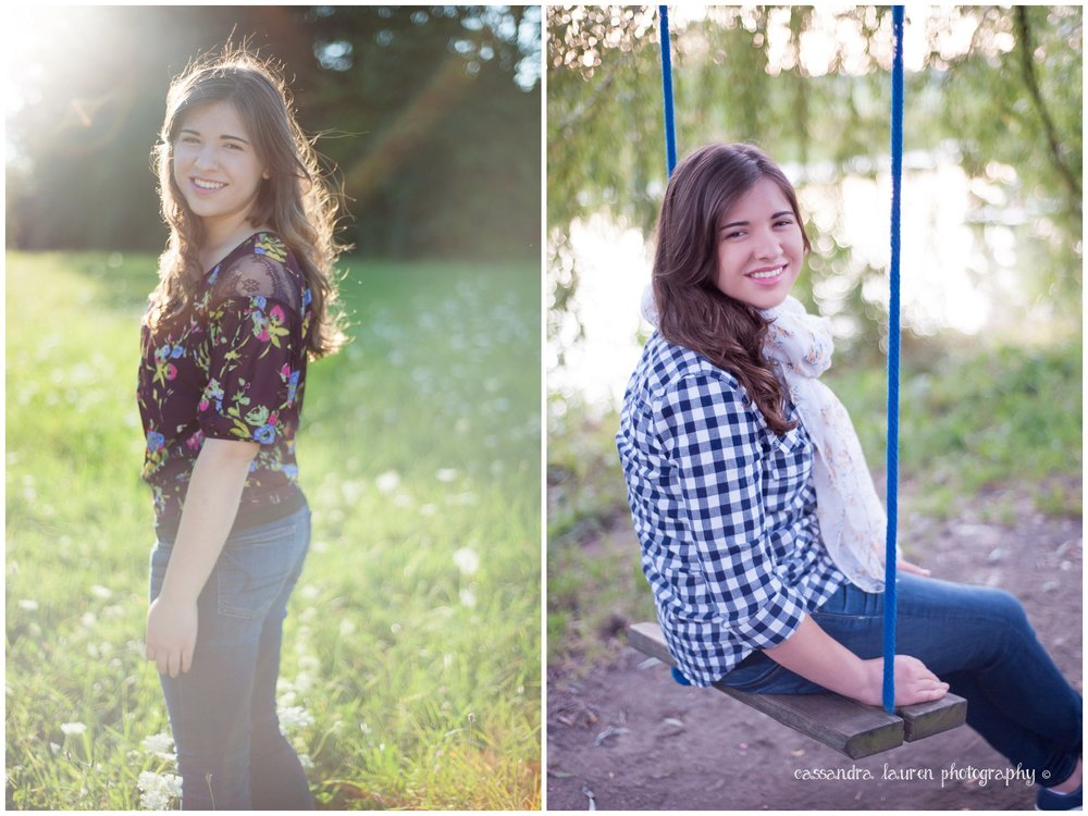 Farm and Field Senior Girl Portrait Photographer Gloucester MA