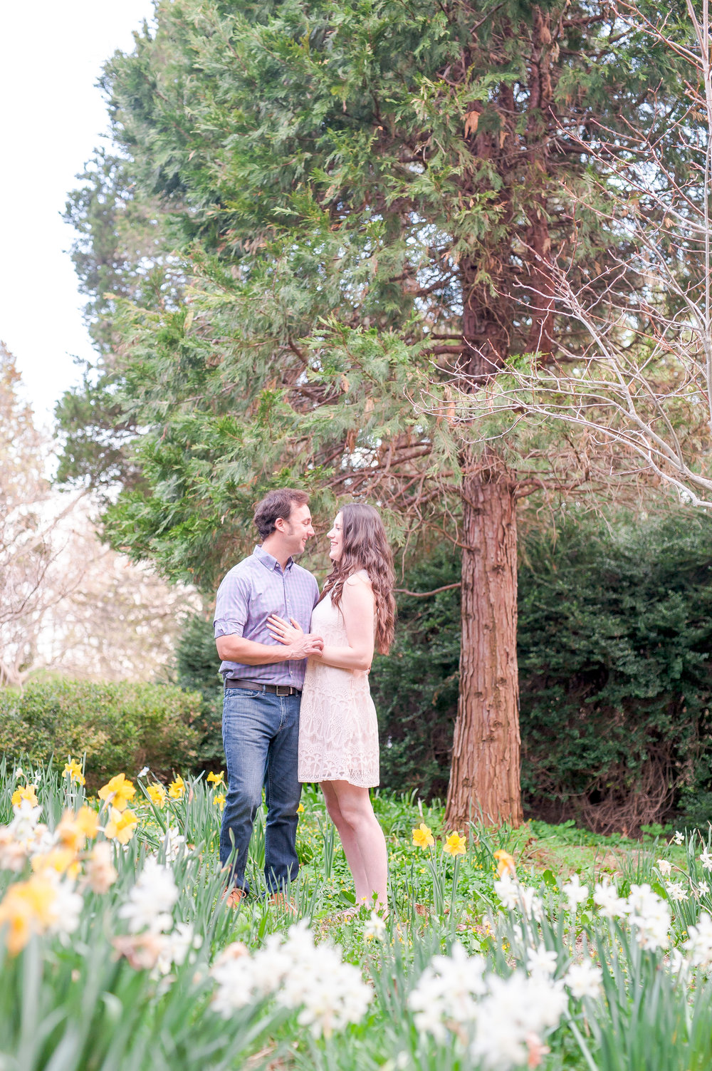Sean and Nicole Beverly spring blossom engagement-25.jpg