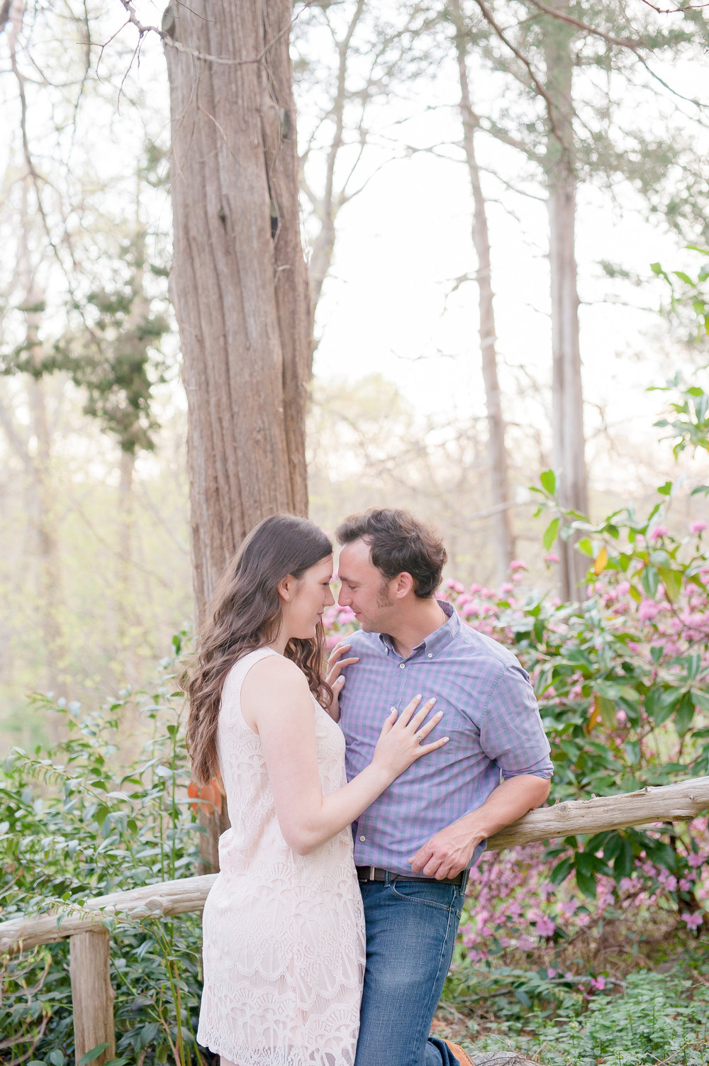 Sean and Nicole Beverly spring blossom engagement-63.jpg