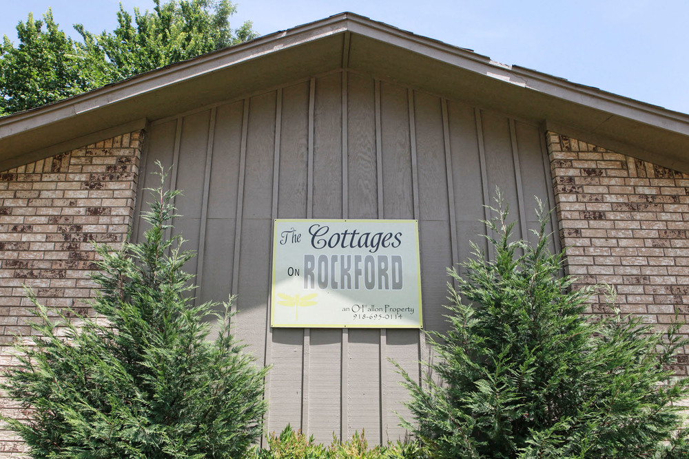 The Cottages on Rockford Apartments in Midtown Tulsa