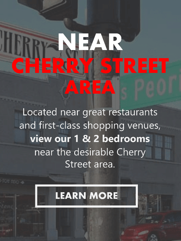 Cherry Street Tulsa Area Apartment Rentals