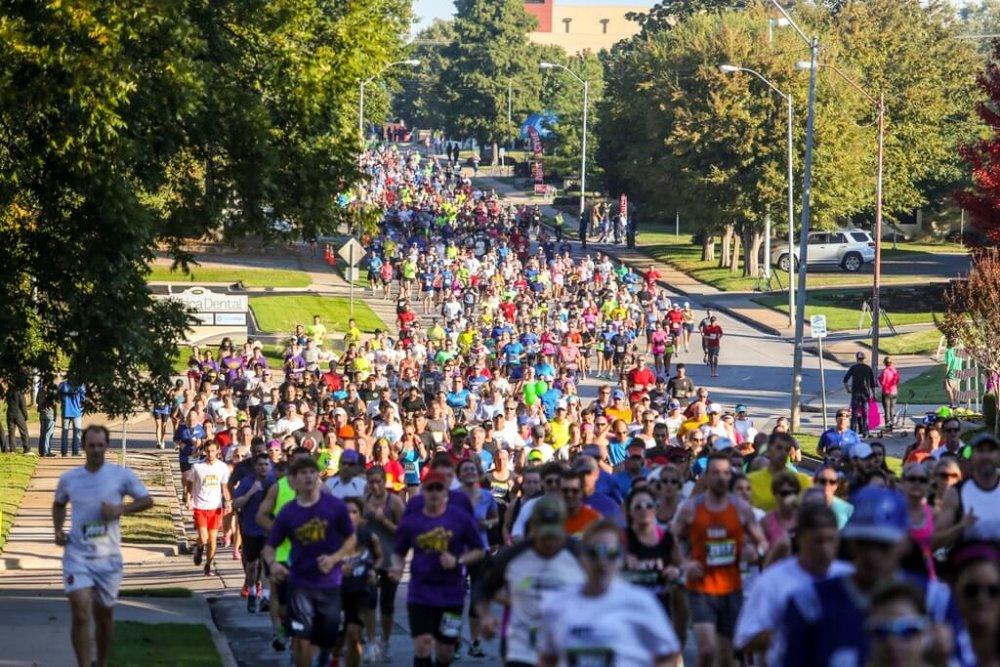 Route 66 Marathon in Tulsa