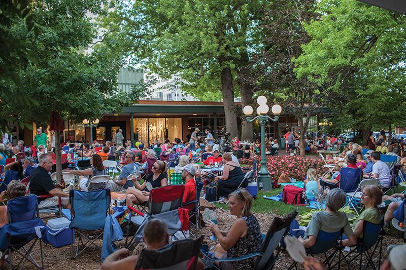 Summer's Fifth Night at Utica Square Tulsa.jpg
