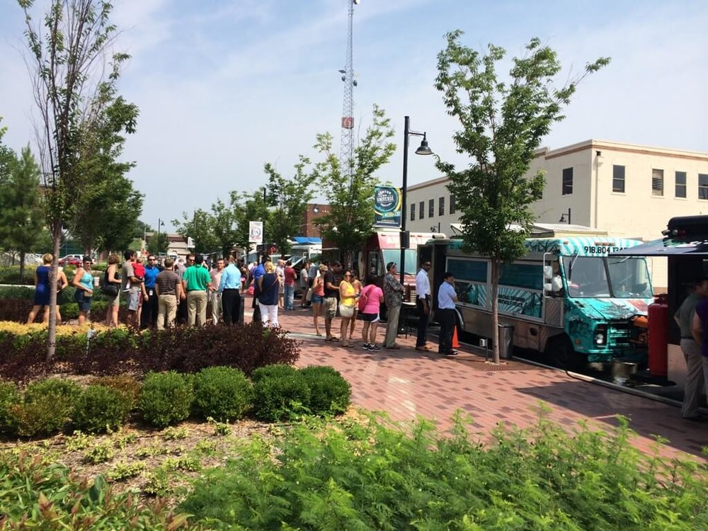 Food Truck Wednesday at Guthrie Green in Downtown Tulsa.jpg