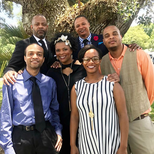 Love them all. ❤️ #Siblings #Sisters #Brothers #Family #BlackFamily #Lang