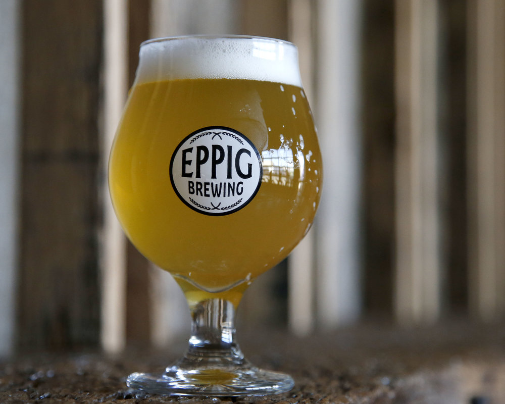 ELEGANT SOLUTION BERLINER WEISSE ABV 4.2%  IBU 8 Bright, clean and highly effervescent. Refreshingly tart and extremely drinkable.