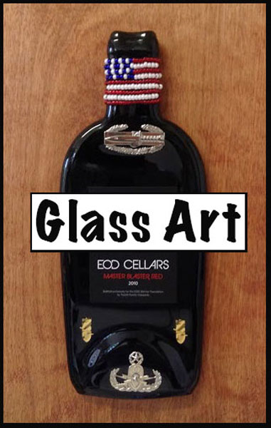 Click here to view our Glass Art!