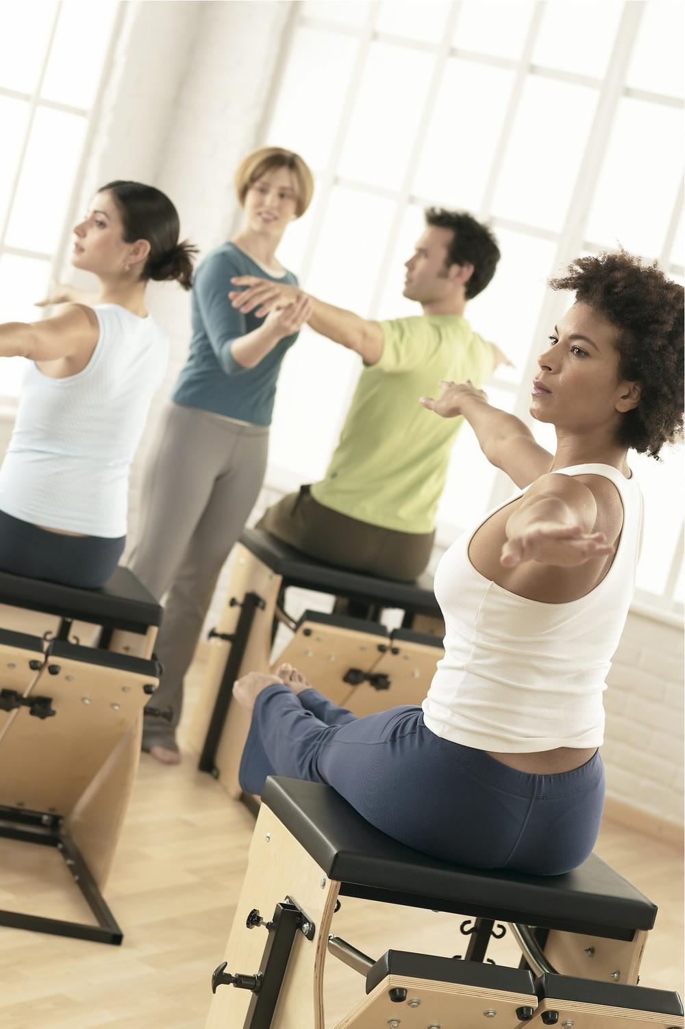Timetable Bodyfit Pilates Amp Yoga