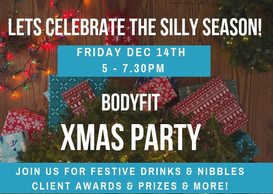 Bodyfit Christmas Party
