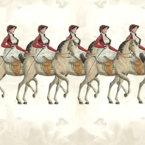 equestrian day stripe