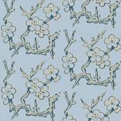 minton branch, sky