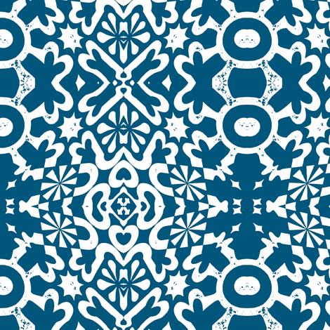 geo, blue